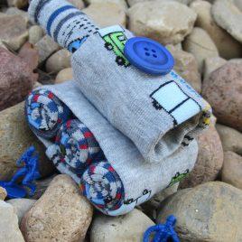 Tankiukas – vaikiškos kojinės